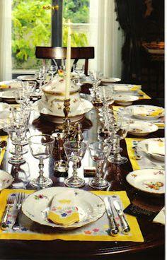 Duchess of Windsor's Table