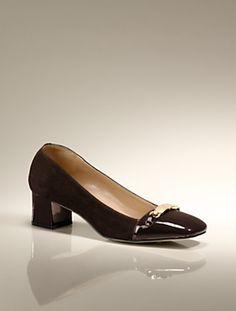 Talbot's brandi square-toed loafer