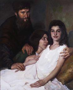 """Raising the Daughter of Jairus,"" by Wilson Ong"
