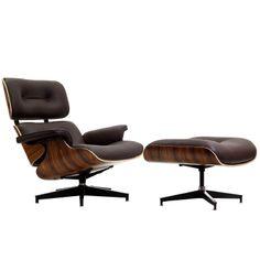 Sillones Modernos Mid Century - GRG Furniture México Eames Lounge Chair