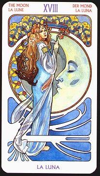 art nouveau tarot deck | ArtNouveau Tarot--Antonella Castelli Review by DianeWilkes