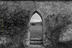Visit the post for more. Fear Of The Dark, Northern Ireland, Brooklyn Bridge, Black And White Photography, The Darkest, Gardens, Travel, Black White Photography, Viajes