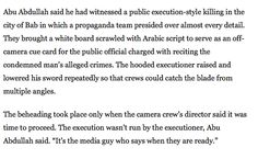 """Anonymous on Twitter: """"Why the Western media needs to stop sharing #ISIS propaganda: (click pic for link) """" - 11/21/15"""
