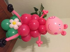 Hooray Balloons Kids Entertainment helps busy moms host incredible birthday parties in Solano, Napa and Contra Costa Counties. Balloon Backdrop, Balloon Decorations, Birthday Party Decorations, Birthday Parties, Pig Birthday, Birthday Ideas, Peppa Pig Balloons, Cake Kids, Pig Party