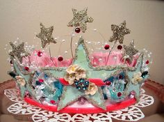 Handmade crown from Hollydoodle!!