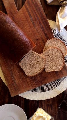Whole Wheat Milk Bread Loaf Greek Recipes, New Recipes, Favorite Recipes, Healthy Recipes, Boricua Recipes, Pan Dulce, Pan Bread, Cake Shop, Cooking Time