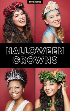 5 Stunning DIY Halloween Crowns That Are Better Than a Costume