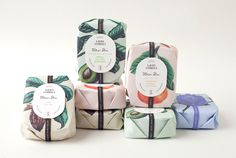 Savon Stories Lotion Bars on Behance