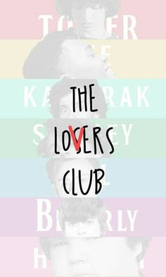 The lovers club I instead of losers club sounds so cute like tbh MY LIFE. - The lovers club I instead of losers club sounds so cute like tbh MY LIFE. Scary Movies, Horror Movies, Good Movies, Horror Villains, Movie Wallpapers, Cute Wallpapers, It Movie 2017 Cast, Free Poster Printables, 2017 Wallpaper