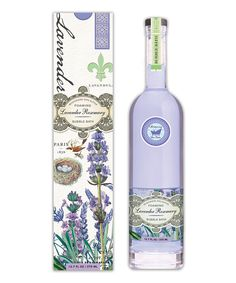 Another great find on #zulily! Lavender Rosemary Bubble Bath by Michel Design Works #zulilyfinds