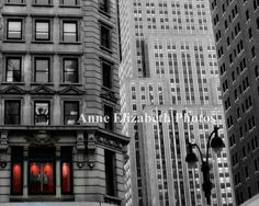 Black White and Red...Manhatten
