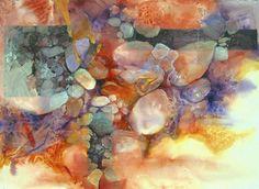 Rocks ~ Karlyn Holman, artist