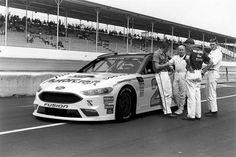 Wood Brothers Racing release 2018 Southern 500 throwback paint scheme https://racingnews.co/2018/07/12/wood-brothers-racing-to-honor-cale-yarborough-via-throwback/ #woodbrothersracing