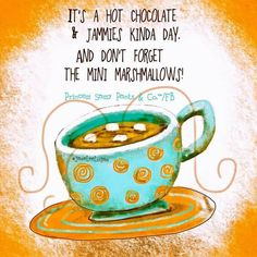 Hot chocolate with m positive quotes inspiration ~ positive words Hot Chocolate Quotes, Hot Chocolate Bars, Chocolate Dreams, Sassy Quotes, Cute Quotes, Sassy Sayings, Simple Quotes, Sweet Quotes, Sister Quotes