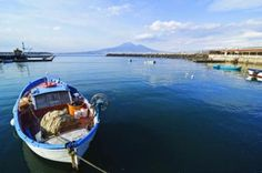 A long weekend in Sorrento is just enough to discover the delights of the Gulf of Naples, including Capri and Pompeii, as Nicky Burridge… European Breaks, Pompeii, Sorrento, Long Weekend, Naples, Capri, Boat, Outdoor Decor, Travel