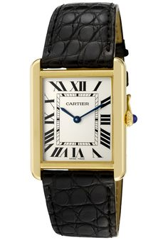 See Emma wearing it --> http://fashionofemmawatson.net/post/98134999721/emma-wore-a-cartier-womens-tank-solo-watch-to-the