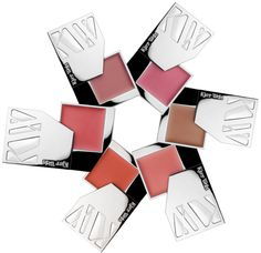 Great Brands that are both ORGANIC AND CRUELTY FREE! Kjaer Weis is a great one! Remember, the two do NOT mean the same thing. Organic or natural doesn't mean it's cruelty free! Kjaer Weis Cream Blushes are pretty pricey but if you are looking for a really flattering anti aging cheek product that is organic, it's worth it.