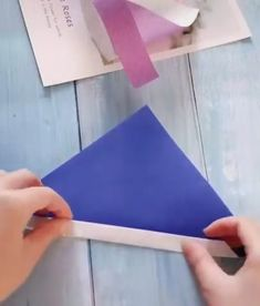 How to make cool paper airplane – Origami Paper Folding Crafts, Paper Mache Crafts, Paper Crafts Origami, Paper Crafts For Kids, Diy Paper, Diy For Kids, Fabric Crafts, Diy Crafts Hacks, Diy Crafts For Gifts