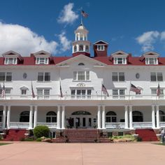 The Stanley Hotel in Estes Park Colorado