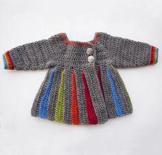 #Crochet sweater pattern kits from @becraftsy - eloise crochet sweater by @mooglyblog