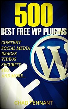 Reese spiers rspiers7968 no pinterest amazon the best wordpress plugins 500 free wp plugins for creating an fandeluxe Choice Image