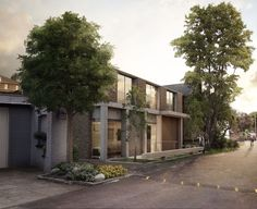 Forbes Massie / 3D Visualisation Studio / London - Work - AAVA / House