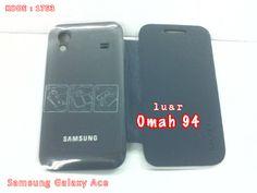 03f49c54493 KODE BARANG 1753 Jual Flip Cover Case Samsung Galaxy Ace S5830 Biru (Blue)  Dongker | Toko Online Rame - rameweb