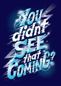 L'artiste Risa Odil basée aux Philippines vient de réaliser une série d'affiches sur le thème des super-héros Marvel. Au lieu de traiter le sujet un peu comme tout le monde l'aurait fait, elle a utilisé la technique du lettering afin de produire des messages sur les héros. Aller sur http://ri…