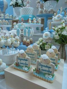 Ideas for baby boy cake ideas creative Baby Boy Cakes, Cakes For Boys, Baby Shower Cakes, Baby Boy Shower, Baby Party, Baby Shower Parties, Baby Shower Themes, Baby Boy Baptism, Baby Boy 1st Birthday