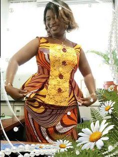 African Fashion Ankara, Latest African Fashion Dresses, African Print Fashion, Africa Fashion, Chitenge Dresses, Long African Dresses, African Print Dress Designs, African Blouses, Africa Dress