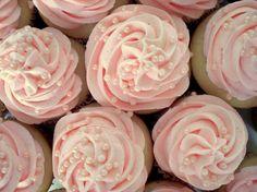 Pink Champagne Cupcake Recipe -