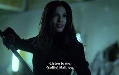 Elodie Yung, Elektra Natchios, Daredevil, Losing Her, Im In Love, Shiva, Arrow, Oc, Marvel