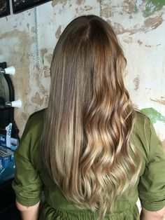 Balayage ombre by The Room