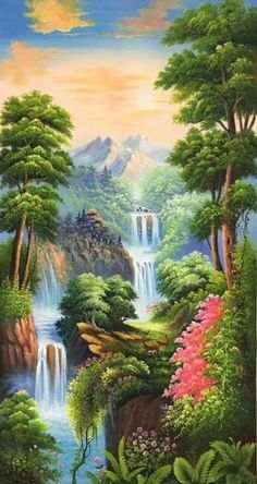 Science Discover Painting mountain canvas 35 Ideas - Sites new Fantasy Landscape Landscape Art Landscape Paintings Beautiful Nature Wallpaper Beautiful Landscapes Beautiful Paintings Of Nature Mountain Paintings Nature Paintings Easy Canvas Art Waterfall Paintings, Scenery Paintings, Mountain Paintings, Nature Paintings, Fantasy Landscape, Landscape Art, Landscape Paintings, Beautiful Nature Wallpaper, Beautiful Landscapes