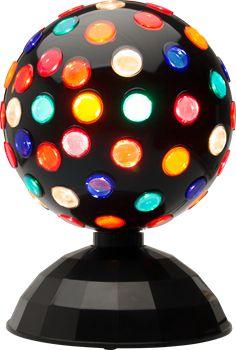 Disco Globe Big: Discoeffekt för det större partyt - Teknikmagasinet.se Globes, Decorative Bowls, Table Lamp, Lights, Big, Home Decor, Einstein, Collection, Painters