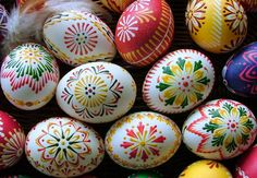 People were always fascinated by eggs – their modern and perfect form symbolizes renewal and continuity of life. They were a magic piece and even in the pre-Christian era they were decorated in order to strengthen their magical powers. Also... (READ MORE)