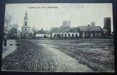 Czersk 1917  Zdjęcie pochodzi od rodziny Wolfram z Niemiec