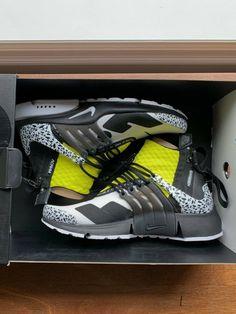 Nike x Acronym Presto Mid US9 Dynamic Yellow Volt  fashion  clothing  shoes    9004865821a