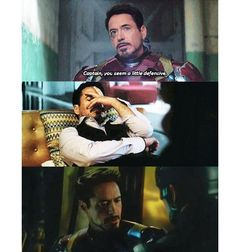 Tony Stark in the Civil War I think and I will think that Tony is right and I always will support him always ✌ ❤ Iron Man Avengers, Broadchurch, James Mcavoy, Robert Downey Jr, Tony Stark, Superwholock, This Man, X Men, Marvel