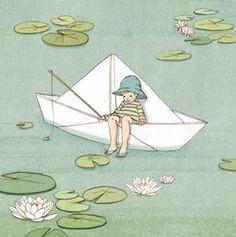 cute children's illustration