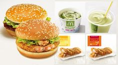 The Most Envy-Inducing McDonald's Items From Around the World