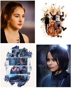 """You'll never lose me."" #DivergentFanArt  #divergent #dauntless #four #tris #fourtris #insurgent #allegiant #six #candor #abnegation #erudite #amity #factions #movie #book #tobias #brave #caleb #stills"