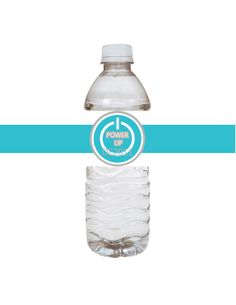 Wii Party Water Bottle Labels by ButtafliCrafts on Etsy, $6.00