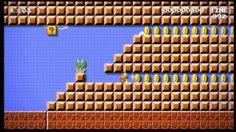 Wii U - Mario Maker E3 2014 Announcement Trailer - YouTube