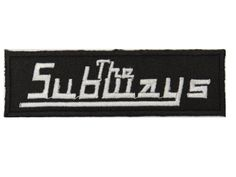 Now Available in store today The Subways Iron ... at a very low price here http://apatchestore.com/products/the-subways-iron-on-sew-on-embroidered-patch @ apatchestore.com