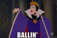 The Evil Queen is secretly a bada**!