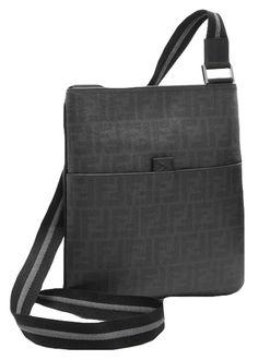87426971029c2 Fendi - Borse - A Tracolla - Uomo - 7VA207B0WF0XB8 - FASHIONQUEEN.NET  fendi   Messanger bag  Fashionqueen