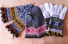 Lappone: Mittens from Riga