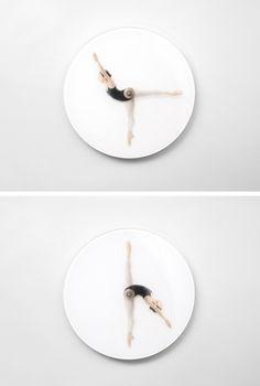 Koľko je hodín? Ladný pohyb baletky vám to prezradí.