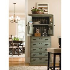 Paula Deen Home Down Home Kitchen 5 Drawer Organizer Cabinet & Reviews | Wayfair